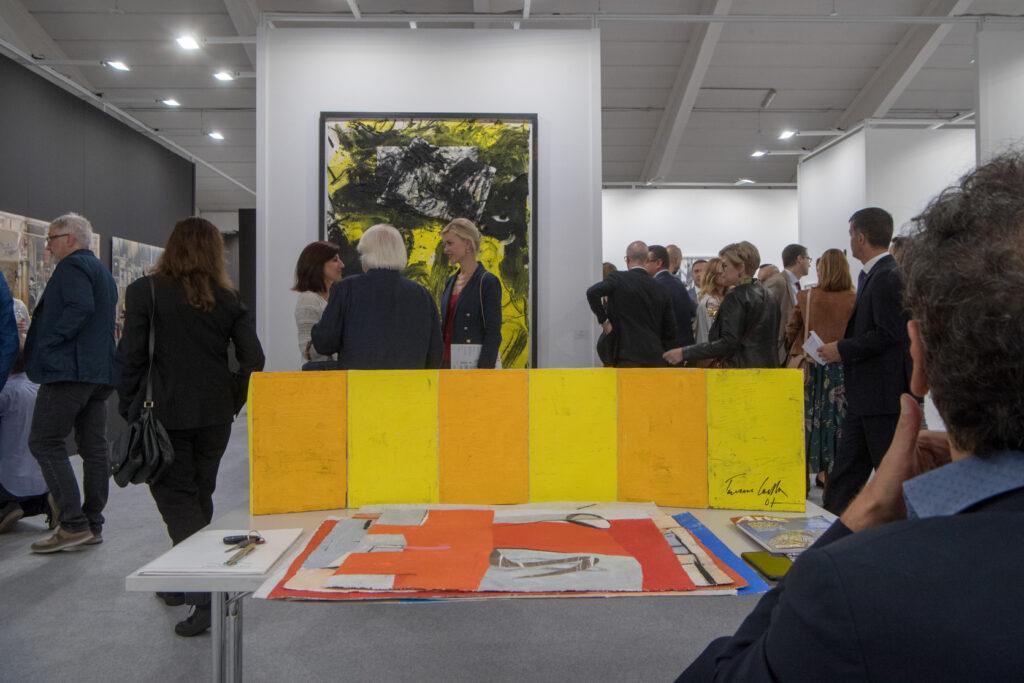 WopArt - Work on paper fair 2019
