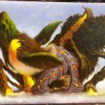 Fulvio di Piazza, CIUCO, olio su tela, 19x29 cm