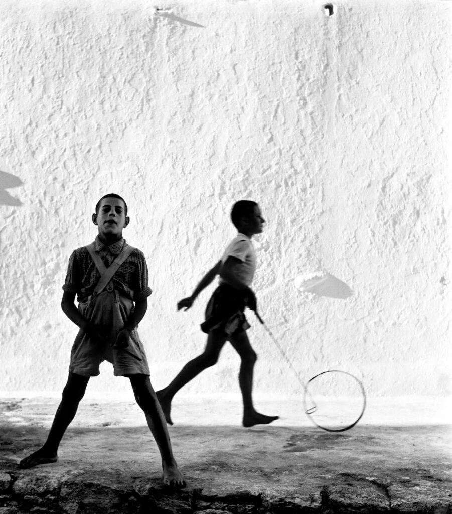 Mykonos, 1957 © Piergiorgio Branzi