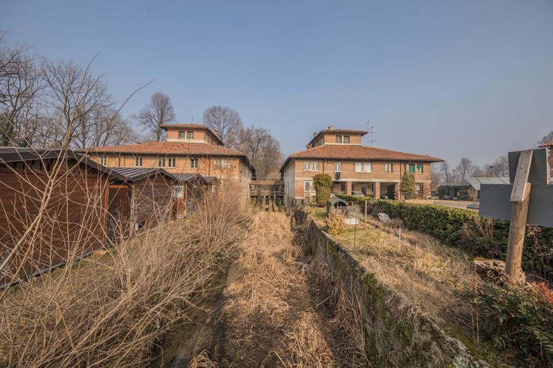 Mulino San Giorgio, Foto di Mario Donadoni © Archivio Consorzio Villa Reale e Parco di Monza
