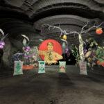 Marzia Migliora, Lo spettro di Malthus, 2020. Frame video, video in realtà virtuale, suono ASMR, colore, animazione, 4'30''. Courtesy: dell'artista; Museo MA*GA
