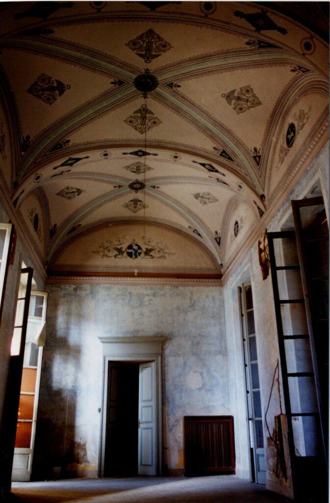 Interno Villa Mirabellino, Parco della Reggia di Monza © Archivio Consorzio Villa Reale e Parco di Monza
