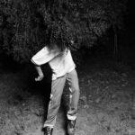 Simone Bergantini, NO FACE (How to dance rave music), 2020-21, stampa su cartoncino fotografico ai pigmenti, sequenza di 15 elementi, 80x60 cm