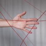 Novella Oliana, Cartografia performativa del Mediterraneo #1, 2020, immagine digitale, stampa giclée, 100x70cm, 1/5, Courtesy: dell'artista
