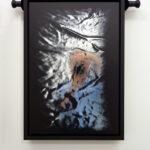 Silvio Wolf, Shivah, 2014, Stampa UV ink-jet stratificata su supporto specchiante, velluto nero foto-assorbente, 54x38x8cm, 1/3, Courtesy: dell'artista e della Galleria Photo&Co, Torino