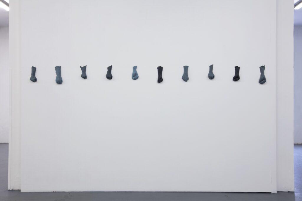 Binta Diaw, Black powerless, 2021, courtesy the artist and Galleria Giampaolo Abbondio